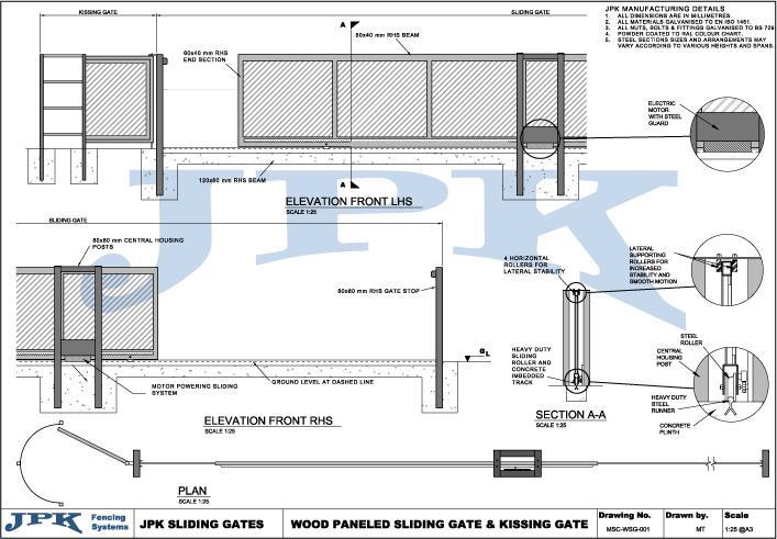 Turnstyle Gates Jpk Fencing Systems Ltd